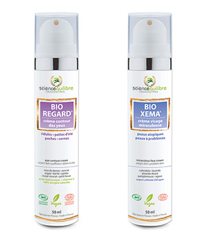 DUO BEAUTÉ BIO XEMA + BIO REGARD